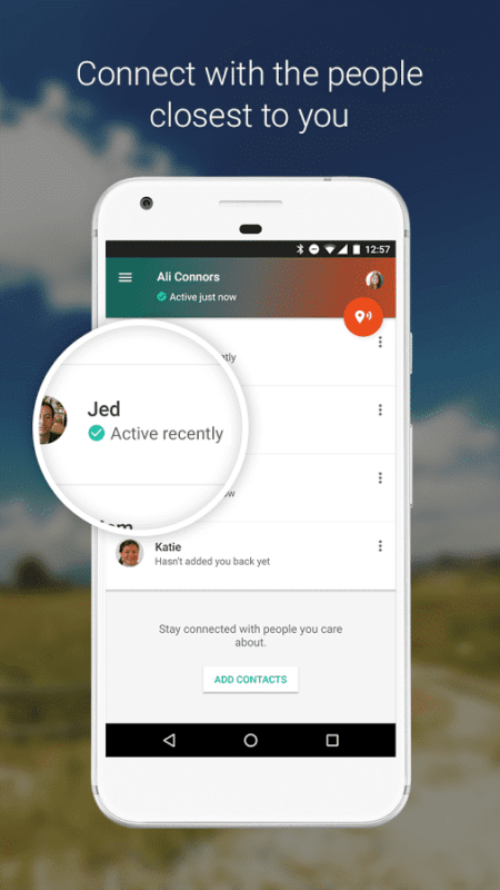 trusted contacts 5